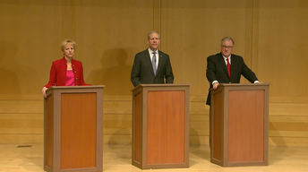 Pennsylvania Governor debate: The Republicans