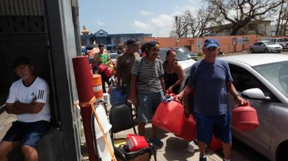 Puerto Rico desperation fuels federal response frustration image