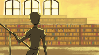 StoryCorps Shorts: The Temple of Knowledge
