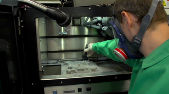 402: 3-D Printing for the Military