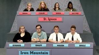 4008 St. Ignace vs Iron Mountain