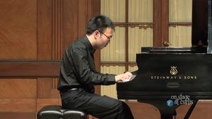 Pianists Tianxu An and Ying Li