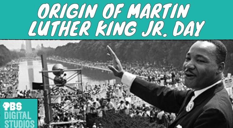 Origin of Everything: How Did Martin Luther King Jr. Get a Holiday?