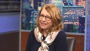 """Cartoonist Roz Chast Discusses Her Book """"Going Into Town"""""""