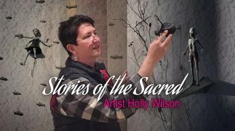 On the Next Gallery America | Artist Holly Wilson