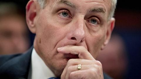 Washington Week -- Recapping John Kelly's first few months as chief of staff