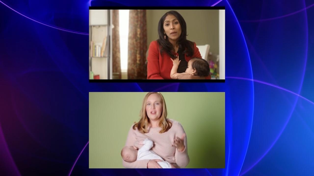 TTC Extra: Candidates for Office Breastfeed in Ads