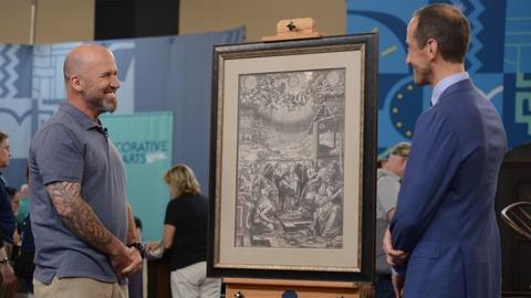 Antiques Roadshow -- S21 Ep16: Virginia Beach, Hour 3