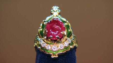 Antiques Roadshow -- Appraisal: Marcus & Co. Ring, ca. 1905