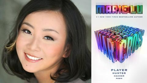 Book View Now -- Marie Lu | 2017 National Book Festival