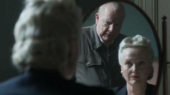 """Brian Cox & Miranda Richardson for """"Churchill"""""""