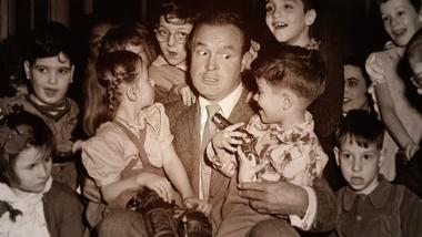 Bob Hope, a model for public service in Hollywood