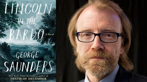 Book View Now -- George Saunders and Salman Rushdie at 2017 Miami Book Fair