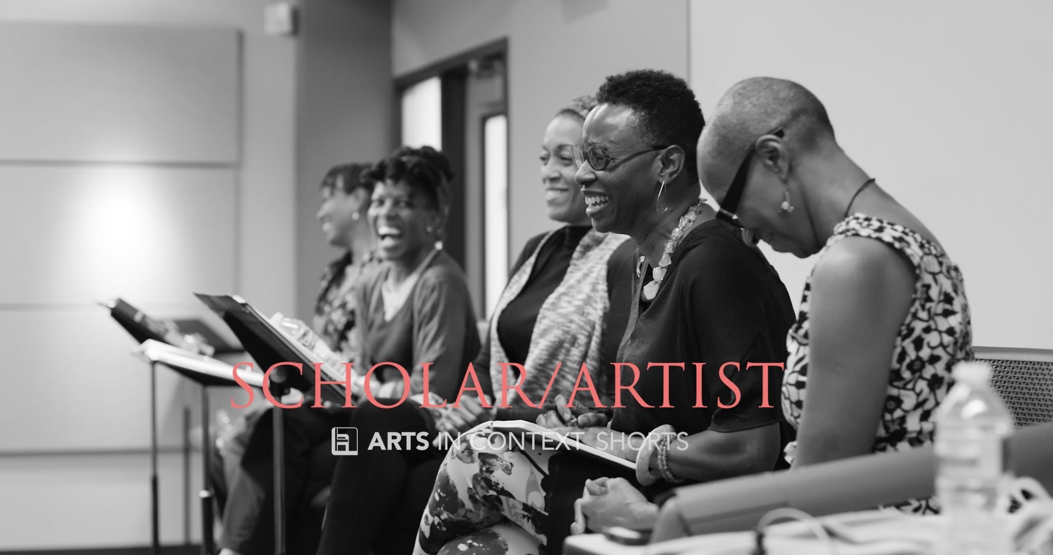 Scholar/Artist