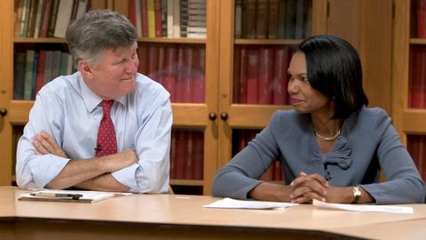 American Creed -- Condoleezza Rice, David Kennedy: Stories for Turbulent Times