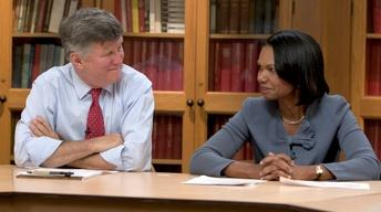 Condoleezza Rice, David Kennedy: Stories for Turbulent Times