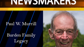 05/03/17 - Paul W. Murrill, Burden Family Legacy