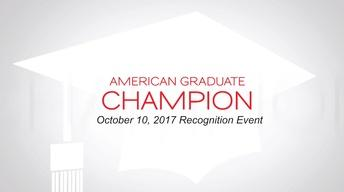 2017 Stories of Champions Recognition Event