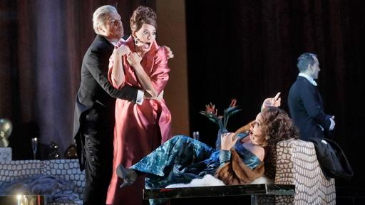 GP at the Met: Exterminating Angel - Preview