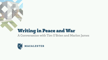 Writing in Peace and War