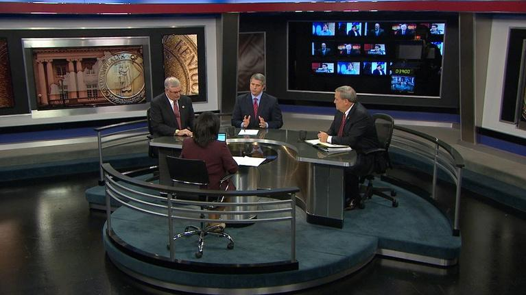 Kentucky Tonight: Policy Debate Over Pensions