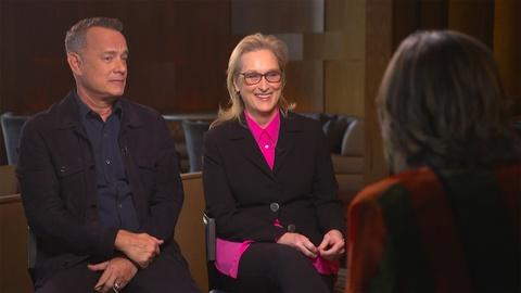 Amanpour on PBS -- Amanpour: 'The Post' with Meryl Streep and Tom Hanks