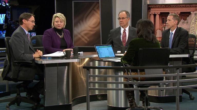 Kentucky Tonight: Economic Impact of Pension Changes