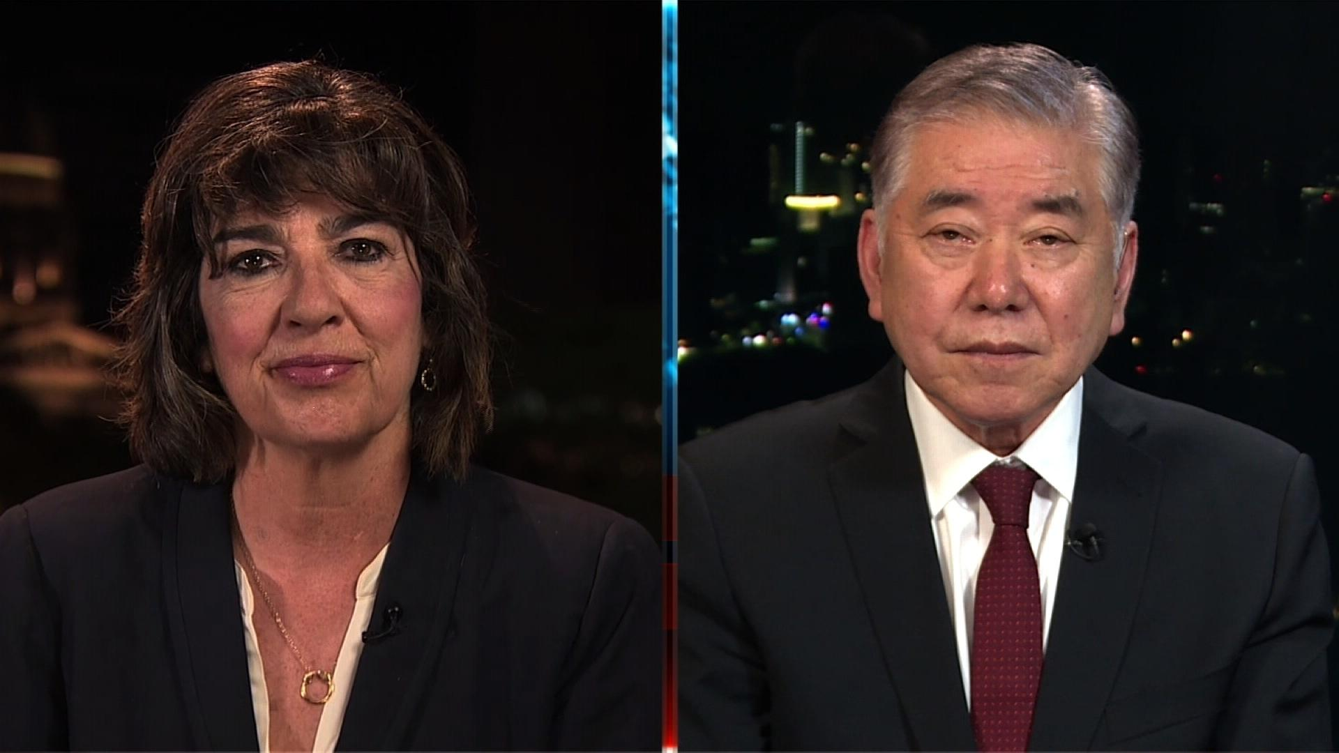 Amanpour on pbs amanpour a look back at the singapore summit amanpour on pbs amanpour a look back at the singapore summit twin cities pbs thecheapjerseys Image collections