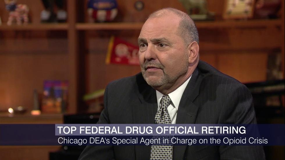Chicago's Top DEA Official Retiring After 30 Years image
