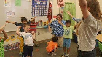 Carolina Ballet Teaches Rootle How to MOVE!