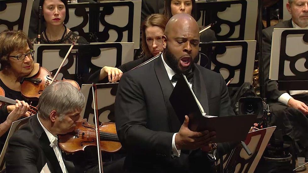 "Felix Mendelssohn's ""Lord God of Abraham"" from Elijah image"