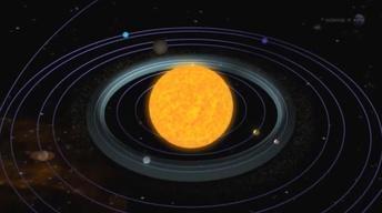 The Sun: Orbits