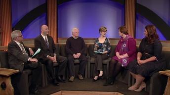 Former Legislative Leaders Panel