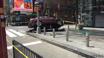 BREAKING: TIMES SQUARE TRAGEDY
