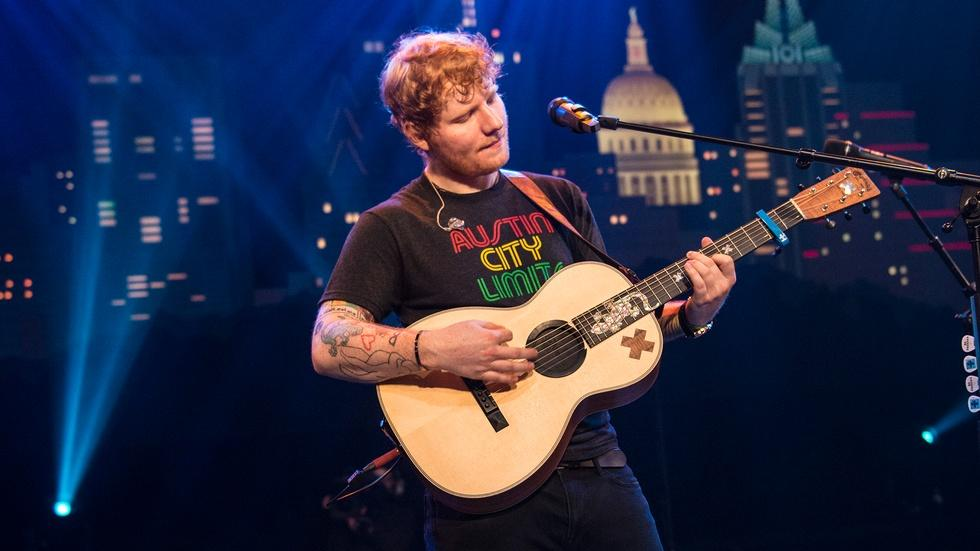 S43 Ep1: Ed Sheeran image