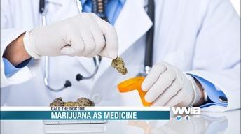 Marijuana as Medicine - Preview