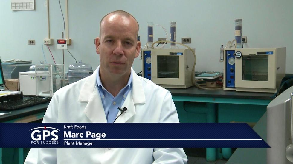 Marc Page Extended Interview image