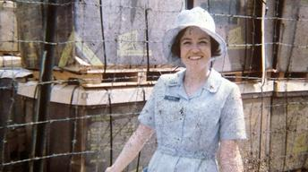 Building Morale As A Red Cross 'Donut Dolly' In Vietnam