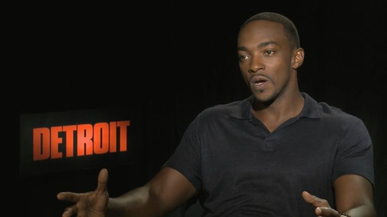 "Anthony Mackie for ""Detroit"""