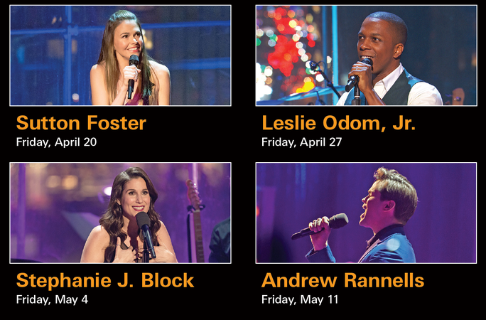 """Highlights from Our """"Stars in Concert"""" Series"""