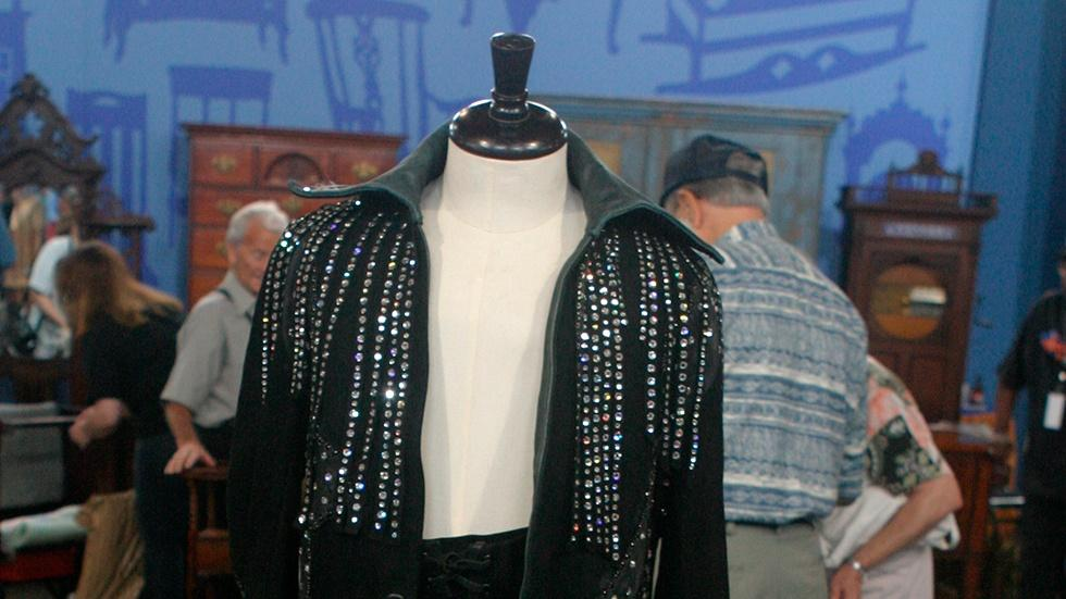 Appraisal: Elvis Presley Outfit, ca. 1970 image