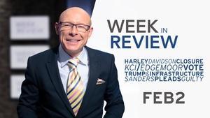 Harley Davidson, KCI/Edgemoor Vote, Sanders - Feb 2, 2018
