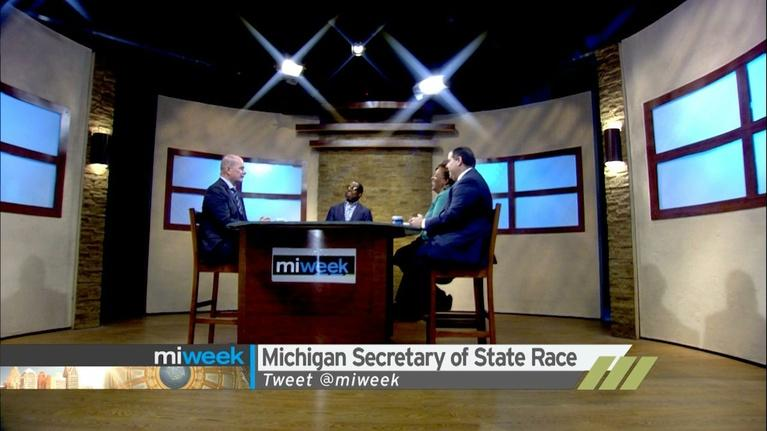 MiWeek: Michigan Secretary of State Race