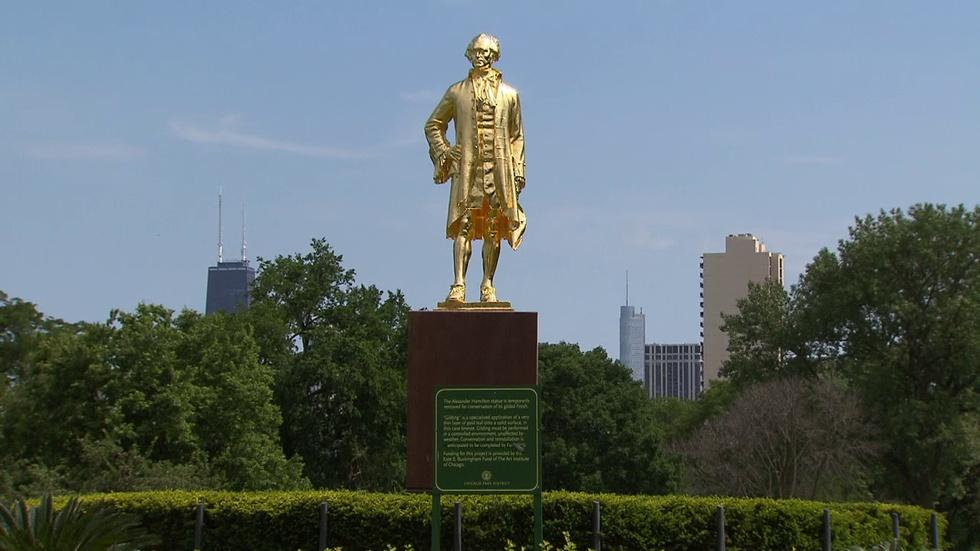 Ask Geoffrey: What Happened to the Hamilton Statue? image