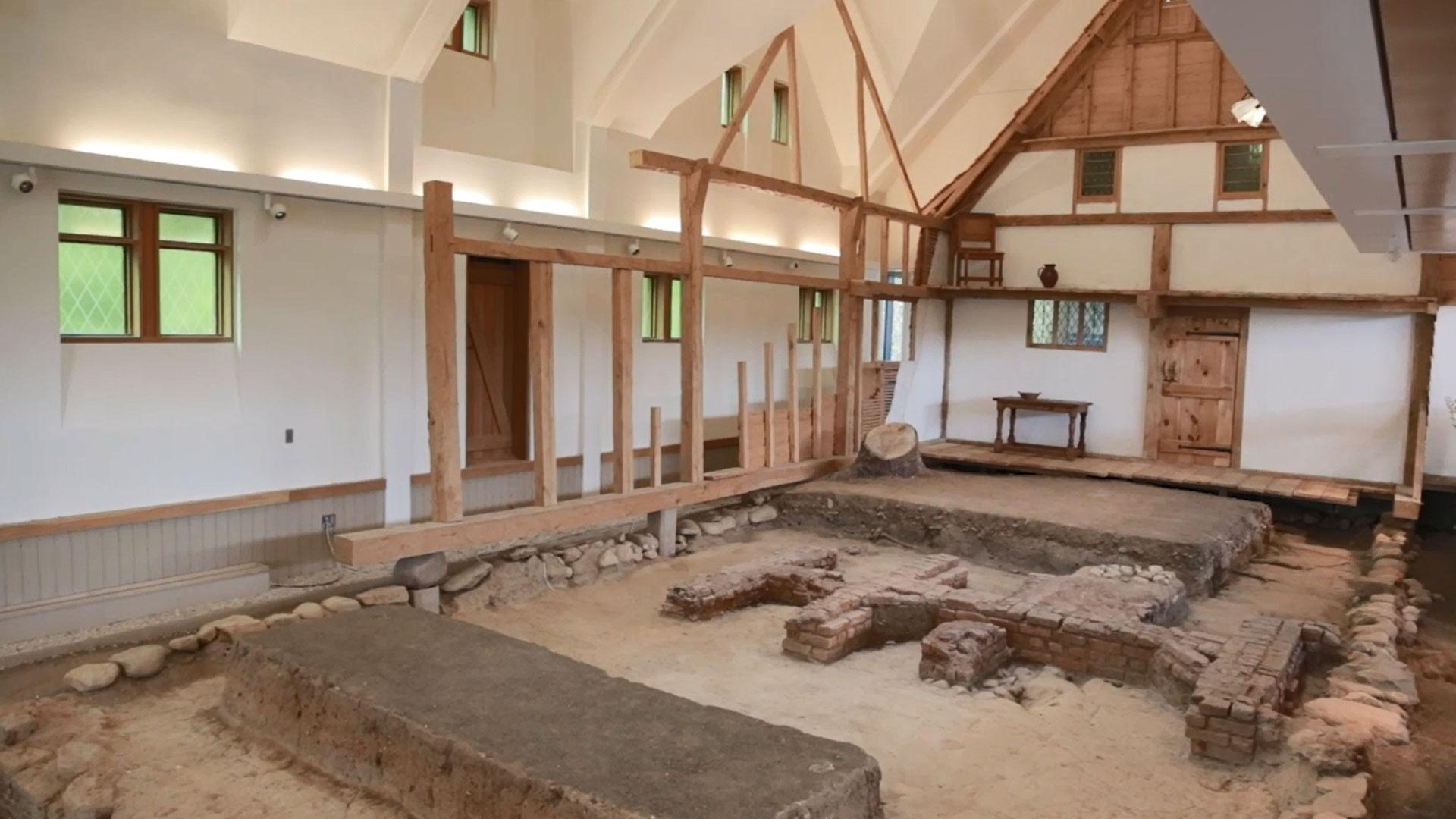 The Dig: Historic St. Mary's Archaeology