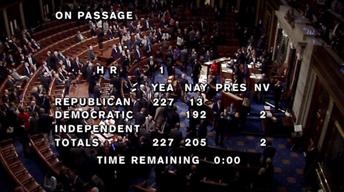 Senate tax plan moves forward