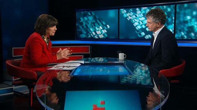 Amanpour: Jonathan Powell and Anwar Ibrahim