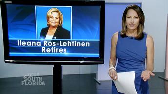 U.S. Rep. Ros-Lehtinen Announces Retirement