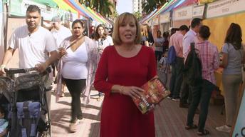 Miami Book Fair (Part 1)