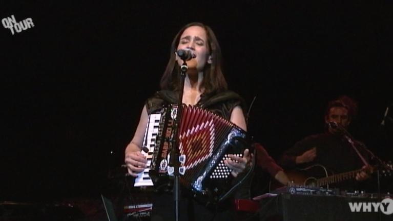 On Tour: Julieta Venegas